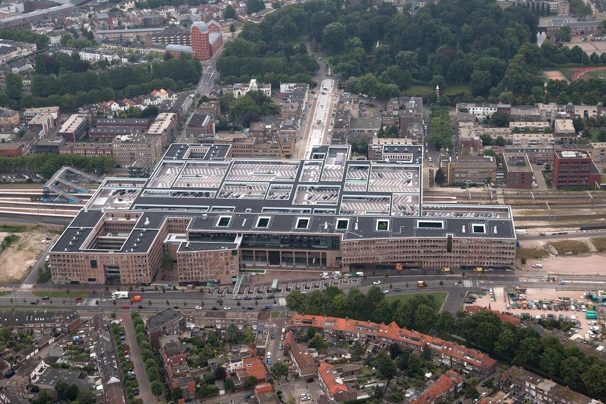 Breda Centraal is meer dan een station