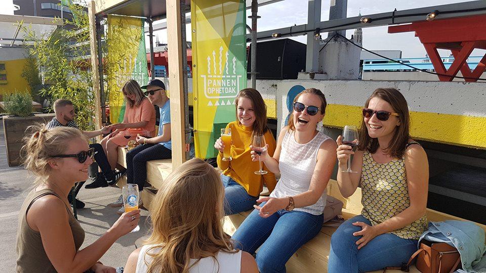 Rooftop-festival Pannen op 't Dak een blijvertje